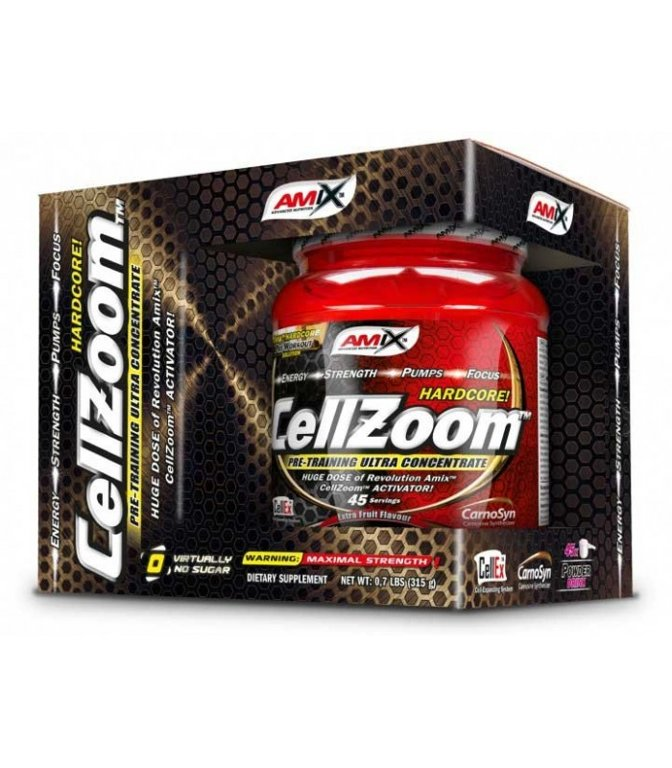 CELLZOOM HARDCORE ACTIVATOR