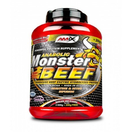 Monster Beef Protein 2200 g