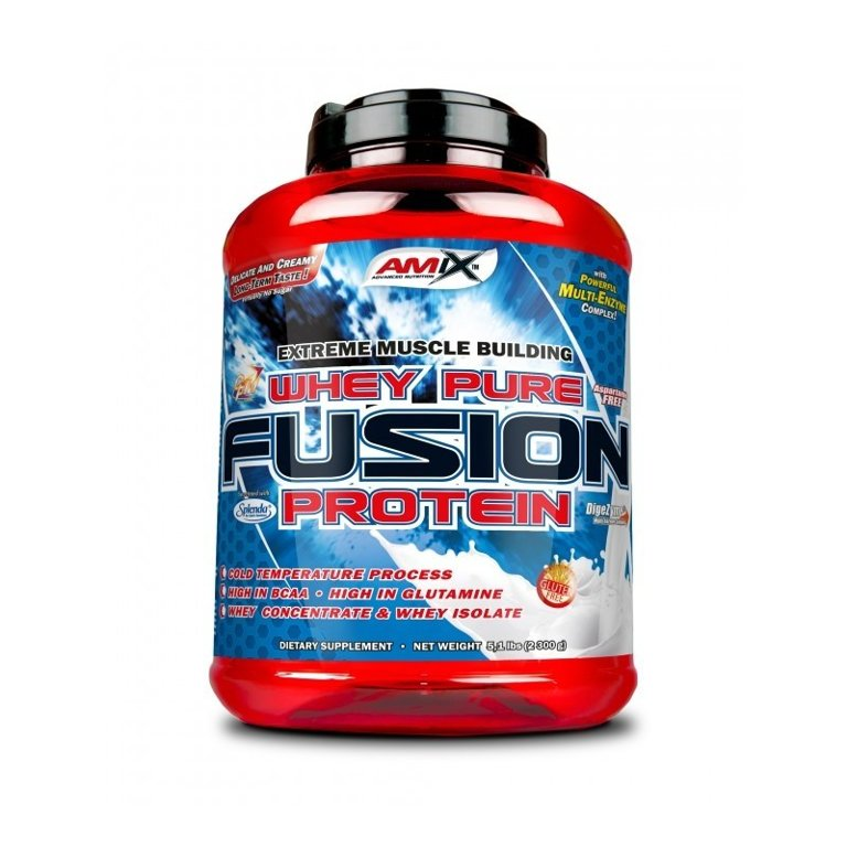 Whey Pure Fusion 2300 g.