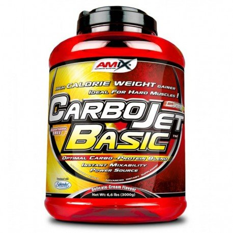 CarboJet Basic Gainer 3000 g.