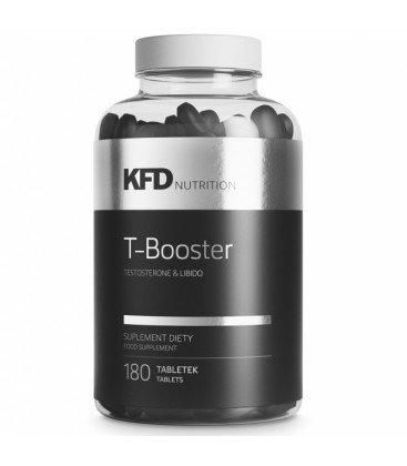KFD T-Booster Black