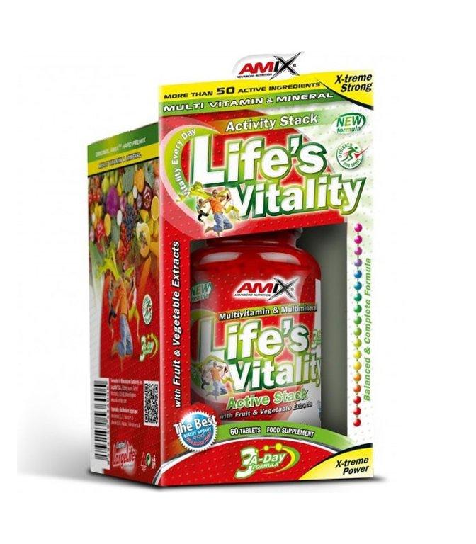 LIFE'S VITALITY ACTIVE 60 TAB.