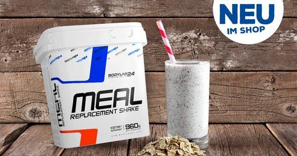 Meal Replacement 960 g. Полностью сбалансированный заменитель приема пищи + витаминно минеральный комплекс!