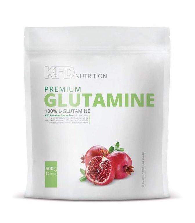 PREMIUM GLUTAMINE 500 G